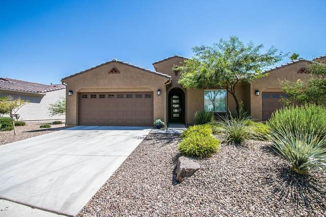 4635 W Hanna Drive, Eloy, AZ 85131 (MLS #6116141) :: Klaus Team Real Estate Solutions