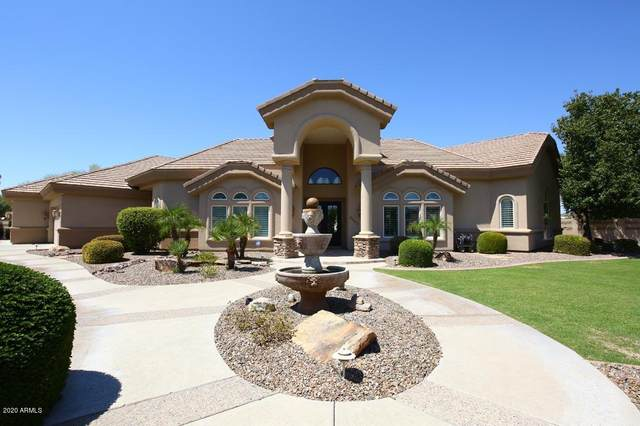 5440 W Park View Lane, Glendale, AZ 85310 (MLS #6116146) :: Power Realty Group Model Home Center