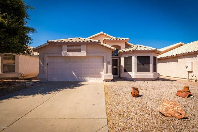 1242 W Jeanine Drive, Tempe, AZ 85284 (MLS #6116156) :: Devor Real Estate Associates