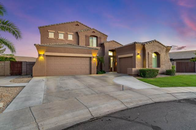 3117 E La Costa Place, Chandler, AZ 85249 (MLS #6116159) :: Kevin Houston Group