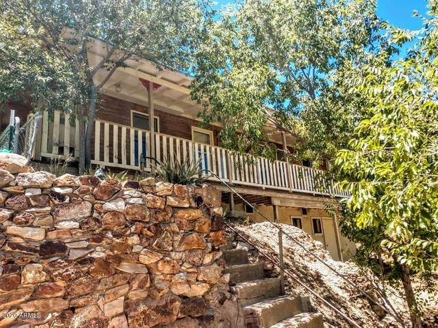 234C Brewery Avenue, Bisbee, AZ 85603 (MLS #6116173) :: Brett Tanner Home Selling Team