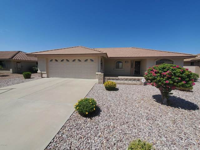 2162 S Yellow Wood, Mesa, AZ 85209 (MLS #6116174) :: Long Realty West Valley
