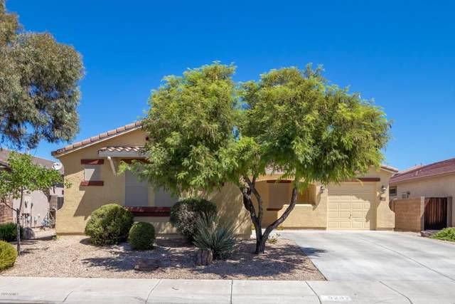 9202 W Black Hill Road, Peoria, AZ 85383 (MLS #6116177) :: Klaus Team Real Estate Solutions
