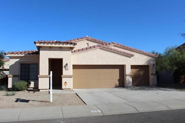74 N Southfork Drive, Casa Grande, AZ 85122 (MLS #6116192) :: Klaus Team Real Estate Solutions