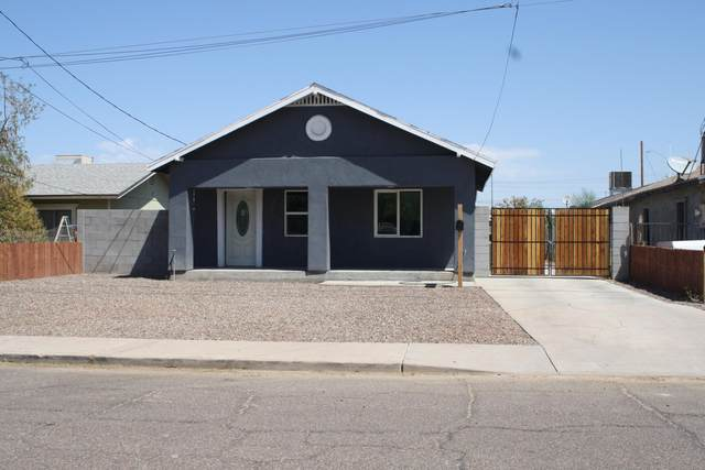 1306 W Sherman Street, Phoenix, AZ 85007 (MLS #6116195) :: Devor Real Estate Associates