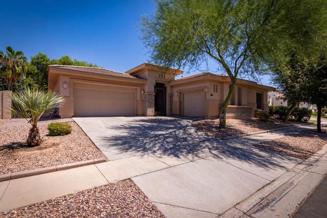 4675 S Bandit Road, Gilbert, AZ 85297 (MLS #6116204) :: The Bill and Cindy Flowers Team