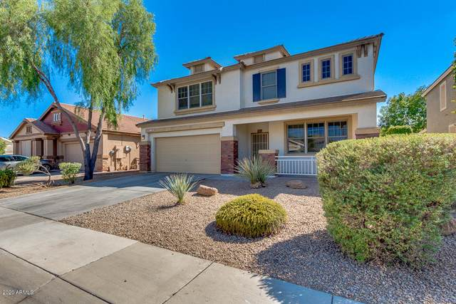 11568 N 151ST Drive, Surprise, AZ 85379 (MLS #6116214) :: Scott Gaertner Group