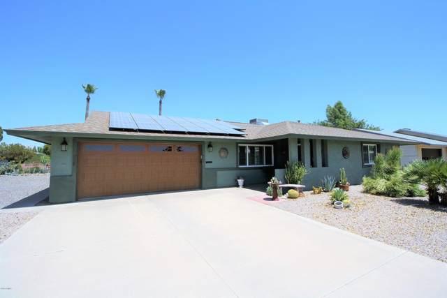 10020 W Clair Drive, Sun City, AZ 85351 (MLS #6116220) :: Yost Realty Group at RE/MAX Casa Grande