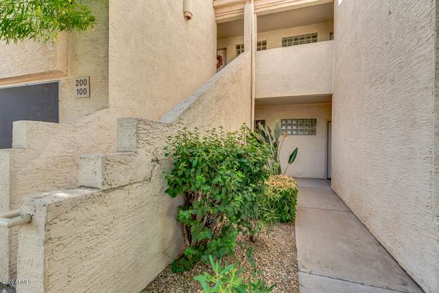 5249 E Shea Boulevard #100, Scottsdale, AZ 85254 (MLS #6116264) :: Long Realty West Valley
