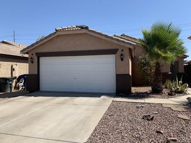 12645 W Charter Oak Road, El Mirage, AZ 85335 (MLS #6116267) :: Conway Real Estate