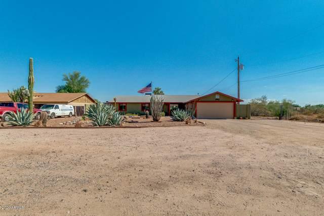 10919 E Mercury Drive, Apache Junction, AZ 85120 (MLS #6116278) :: Lifestyle Partners Team