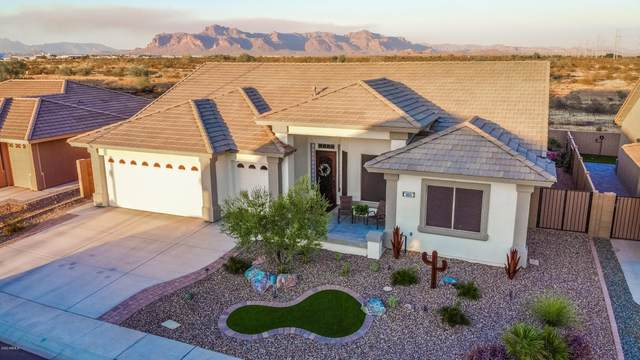 3025 S Copperwood, Mesa, AZ 85212 (MLS #6116279) :: Kepple Real Estate Group