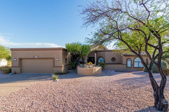 16023 E Cholla Drive, Fountain Hills, AZ 85268 (MLS #6116291) :: Lifestyle Partners Team