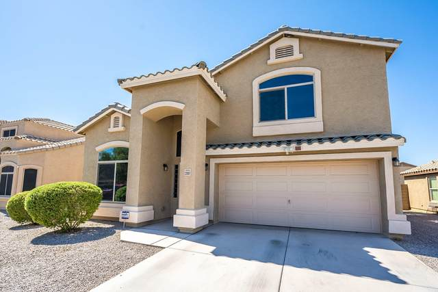 23597 W Mobile Lane, Buckeye, AZ 85326 (MLS #6116298) :: Lifestyle Partners Team
