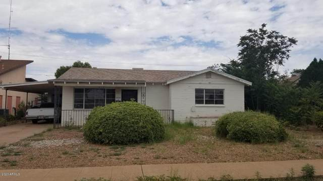 1422 E 10th Street, Douglas, AZ 85607 (MLS #6116315) :: Brett Tanner Home Selling Team