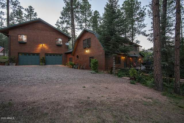 123 N Roper Lane, Payson, AZ 85541 (MLS #6116342) :: Arizona 1 Real Estate Team