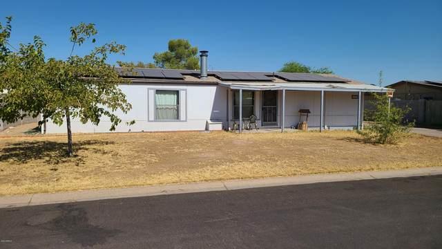 16025 N 71ST Drive, Peoria, AZ 85382 (MLS #6116378) :: Conway Real Estate