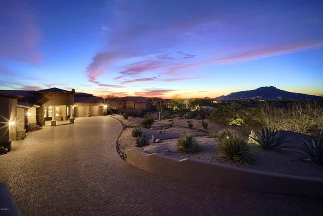 8469 E Nightingale Star Drive, Scottsdale, AZ 85266 (MLS #6116382) :: Scott Gaertner Group