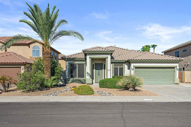 540 N Scott Drive, Chandler, AZ 85225 (MLS #6116420) :: Kevin Houston Group