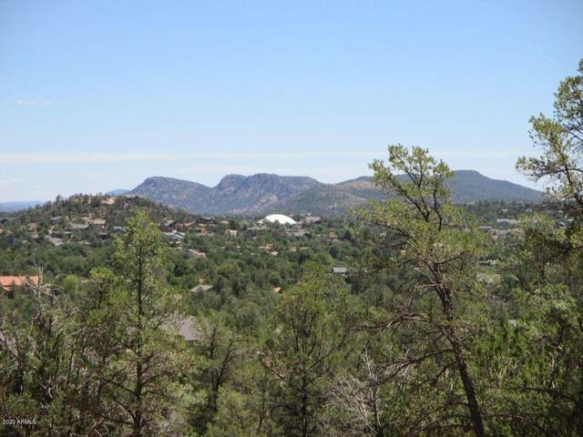Lot 20 W Wagon Trail, Payson, AZ 85541 (MLS #6116427) :: RE/MAX Desert Showcase