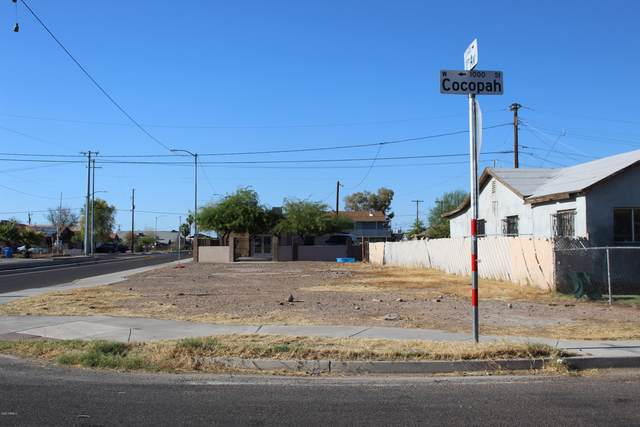954 W Cocopah Street, Phoenix, AZ 85007 (MLS #6116534) :: Kepple Real Estate Group