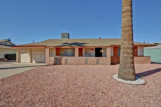 11815 N Capri Drive, Sun City, AZ 85351 (MLS #6116544) :: Yost Realty Group at RE/MAX Casa Grande