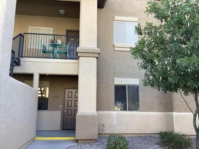 537 S Delaware Drive #110, Apache Junction, AZ 85120 (MLS #6116566) :: Howe Realty