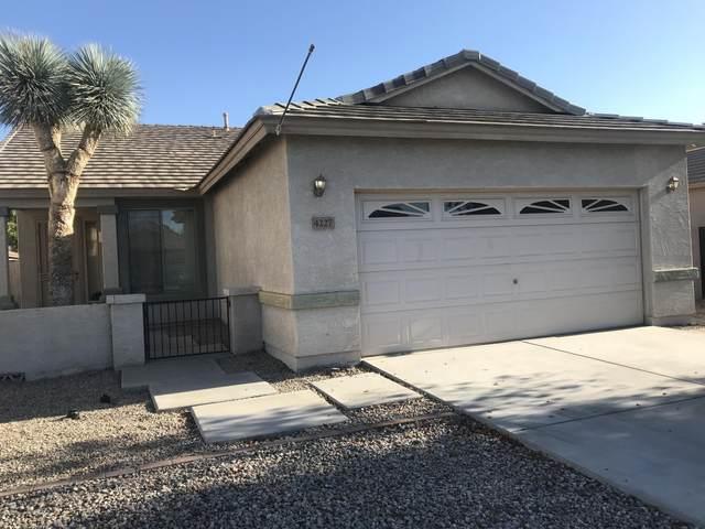 4227 E Megan Court, Gilbert, AZ 85295 (MLS #6116568) :: Kevin Houston Group