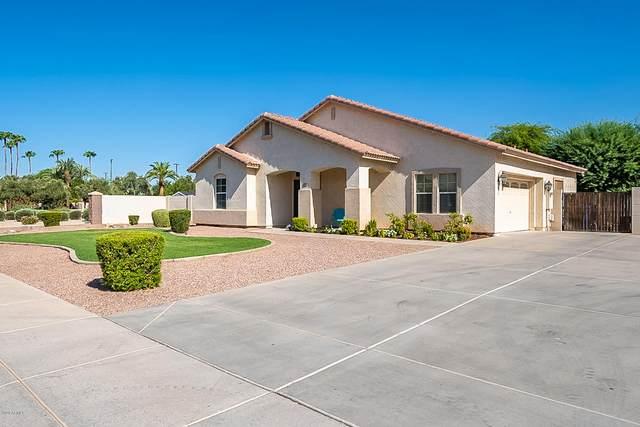 1872 E Megan Street, Gilbert, AZ 85295 (MLS #6116637) :: Kevin Houston Group