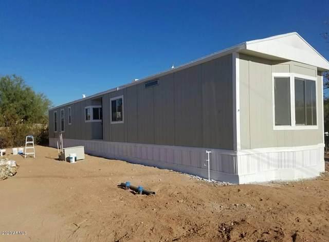 1923 N Warner Drive, Apache Junction, AZ 85120 (MLS #6116645) :: Howe Realty
