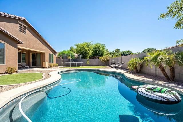 41415 N Jarnagin Place, Queen Creek, AZ 85140 (MLS #6116653) :: Kepple Real Estate Group