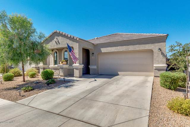 41326 W Jenna Lane, Maricopa, AZ 85138 (MLS #6116666) :: Klaus Team Real Estate Solutions