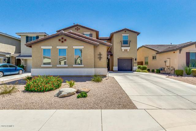 2347 S Banning Street, Gilbert, AZ 85295 (MLS #6116676) :: Klaus Team Real Estate Solutions