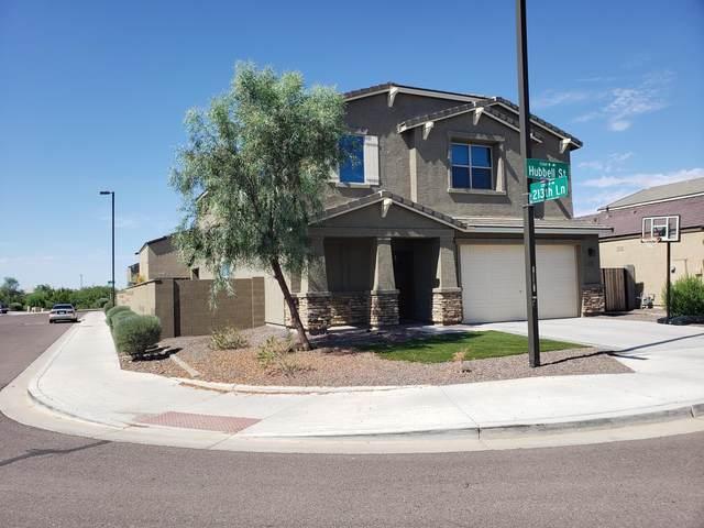21381 W Hubbell Street, Buckeye, AZ 85396 (MLS #6116697) :: Lucido Agency