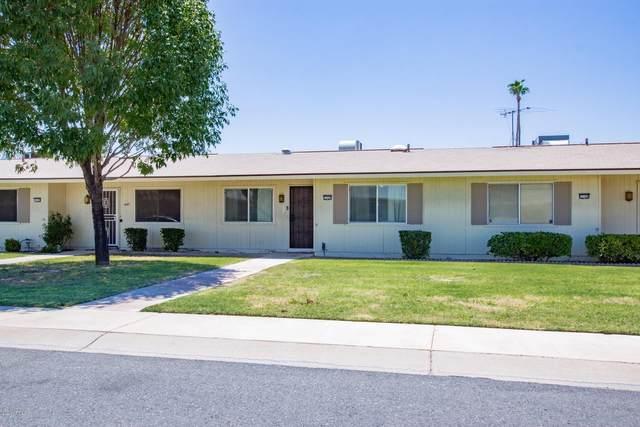 11127 W Emerald Drive, Sun City, AZ 85351 (MLS #6116700) :: Yost Realty Group at RE/MAX Casa Grande