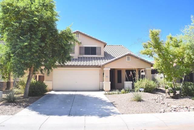 487 W Love Road, San Tan Valley, AZ 85143 (MLS #6116703) :: Klaus Team Real Estate Solutions
