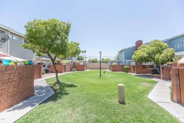 510 N Alma School Road #170, Mesa, AZ 85201 (MLS #6116725) :: Klaus Team Real Estate Solutions