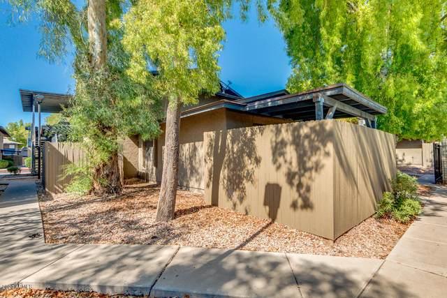286 W Palomino Drive #53, Chandler, AZ 85225 (MLS #6116745) :: The Daniel Montez Real Estate Group