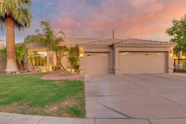 4537 E Mountain Sky Avenue, Phoenix, AZ 85044 (MLS #6116751) :: Devor Real Estate Associates