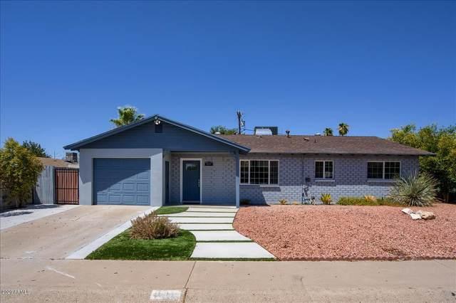 8114 E Fairmount Avenue, Scottsdale, AZ 85251 (MLS #6116761) :: Nate Martinez Team
