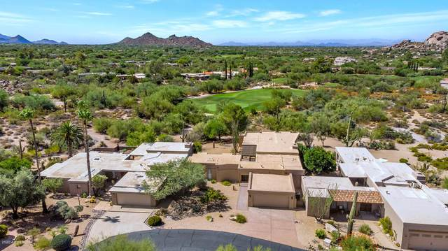 1161 E Beaver Tail Trail, Carefree, AZ 85377 (MLS #6116781) :: RE/MAX Desert Showcase