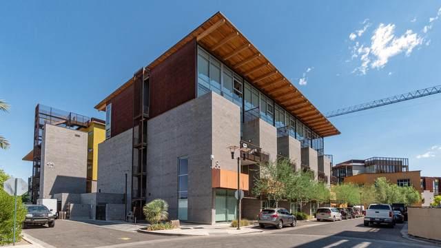 4747 N Scottsdale Road C1008, Scottsdale, AZ 85251 (MLS #6116802) :: Yost Realty Group at RE/MAX Casa Grande