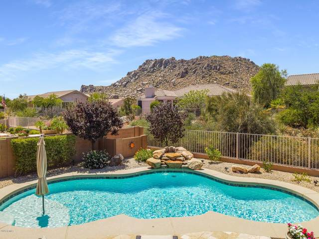 26100 N 115TH Way, Scottsdale, AZ 85255 (MLS #6116814) :: Nate Martinez Team