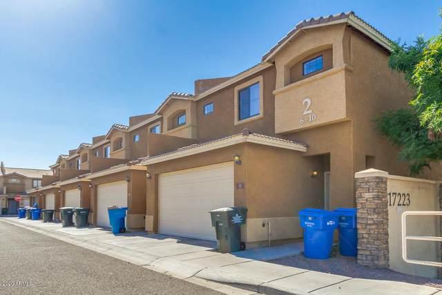 17223 N Cave Creek Road #8, Phoenix, AZ 85032 (MLS #6116816) :: The W Group