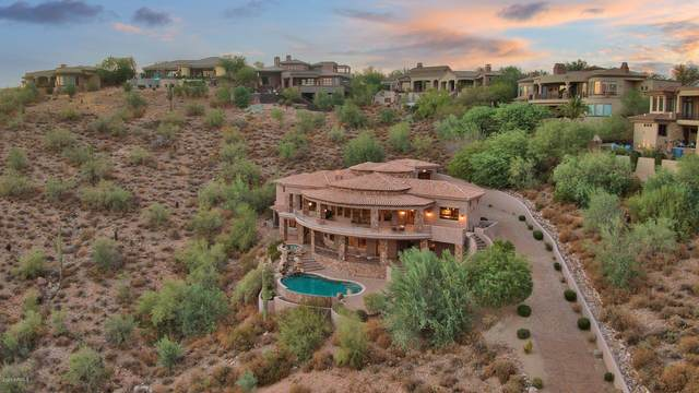 9745 N Foothill Trail, Fountain Hills, AZ 85268 (MLS #6116826) :: Conway Real Estate