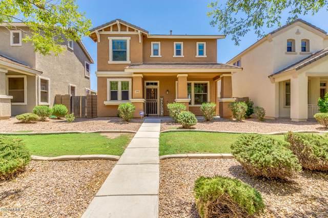 3946 E Yeager Drive, Gilbert, AZ 85295 (MLS #6116834) :: Klaus Team Real Estate Solutions