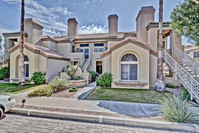 7675 E Mcdonald Drive #105, Scottsdale, AZ 85250 (MLS #6116841) :: Walters Realty Group