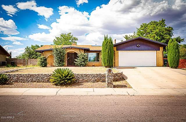 1833 Carmelita Drive, Sierra Vista, AZ 85635 (#6116844) :: The Josh Berkley Team