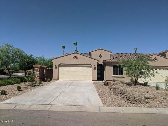 5946 N Cazador Drive, Eloy, AZ 85131 (MLS #6116854) :: Klaus Team Real Estate Solutions