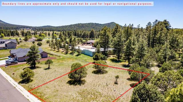 263 Fairway Drive, Williams, AZ 86046 (MLS #6116871) :: Lifestyle Partners Team